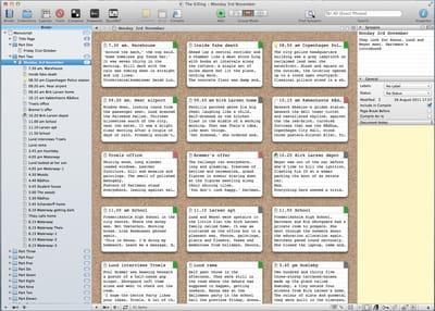 Narrative essay with dialogue