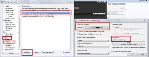Winamp 5 55 Convert Mp3 Wav Files
