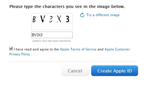 how to create another apple id