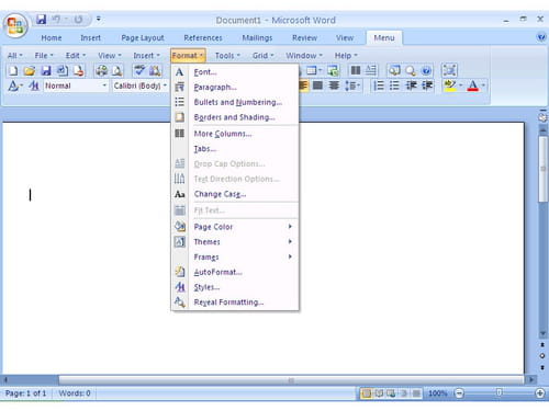 Download the latest version of Classic Menu for Word 2010 and 2013 ...
