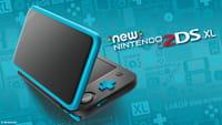 Nintendo Unveils 2DS XL Games System