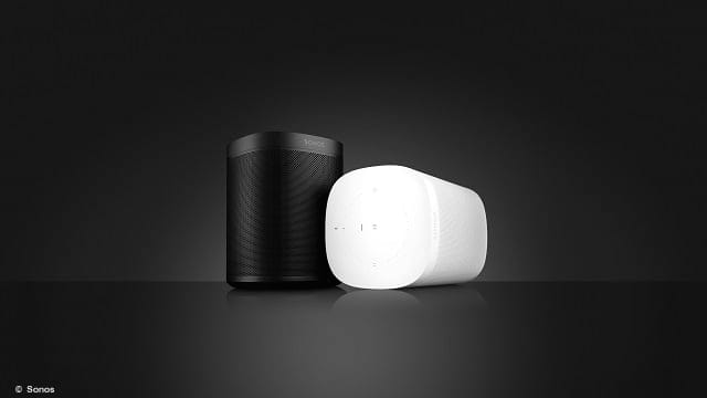 Sonos One Supports Multiple Assistants