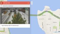 Bing Maps Adds Traffic Cam Views
