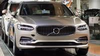 Volvo Ramps Up Self-Driving Car Push