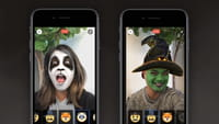 Facebook Adds Snapchat-Style Filters