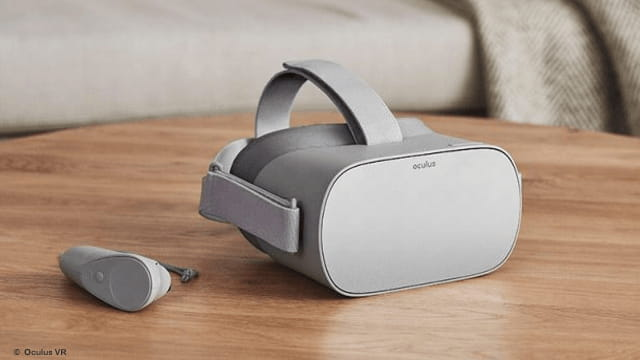 Oculus Go VR Unveiled for $200
