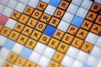 A Scrabulous game