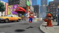 Switch Super Mario Game Due in October