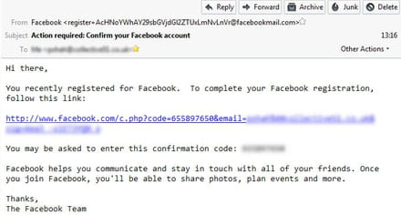 how to create new facebook account now