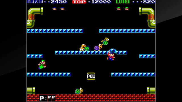 Mario Bros. Is Back After 35 Years