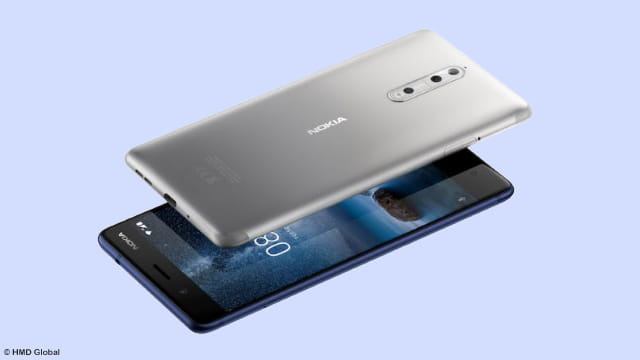 Nokia 8 Won't Launch in the U.S.
