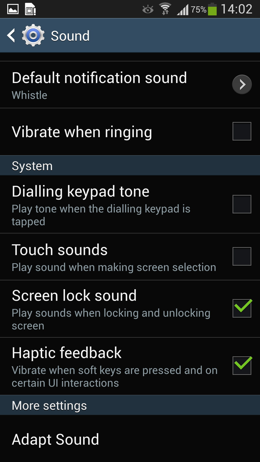 Samsung galaxy s4 enable screen lock sounds related samsung galaxy s4 enable ccuart Gallery