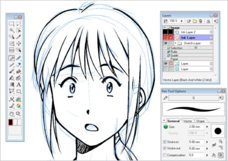 Download The Latest Version Of Manga Studio Ex Free In