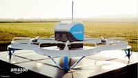 Amazon Completes First Drone Deliveries