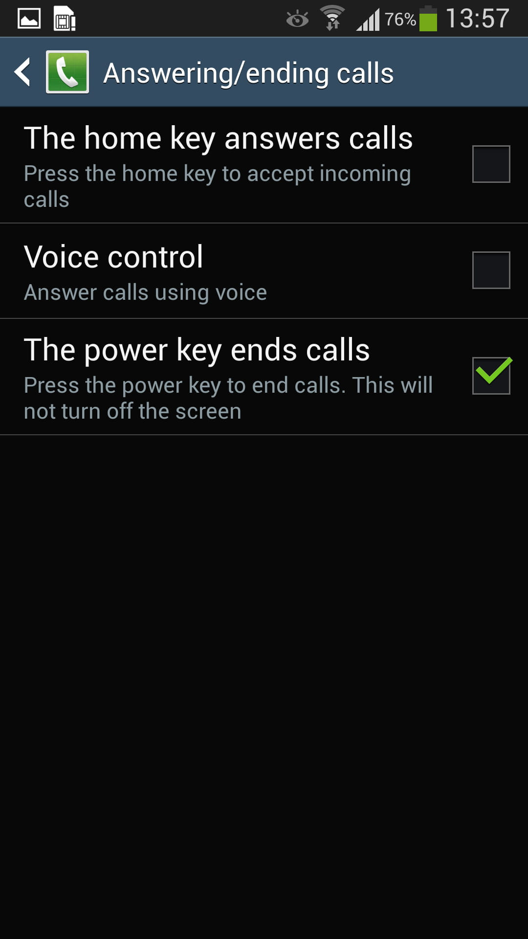 Samsung galaxy s4 use the power key to end calls related samsung galaxy s4 ccuart Gallery