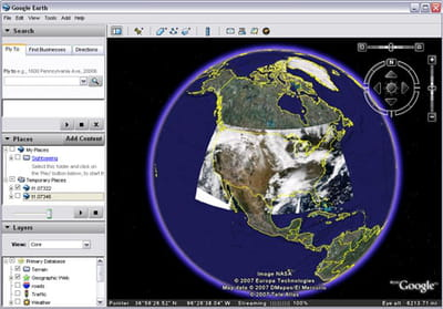 Download the latest version of google earth free in english on ccm the collection of images allow users to view different parts of the world in real time users can opt to use the tool via a web browser or to download the sciox Choice Image