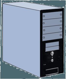 medium-tower case
