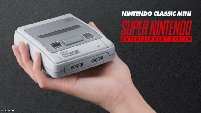 Hackers Unlock SNES Classic Console