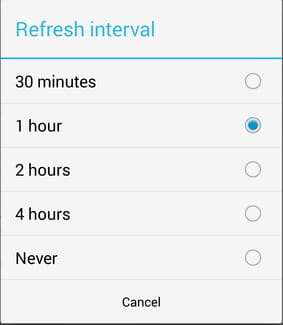 how to change wifi frequency on android