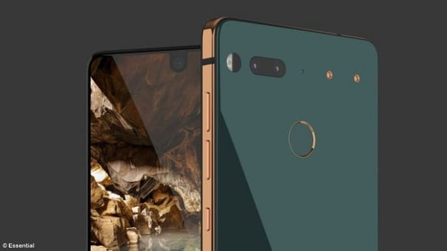 Essential Phone Price Slashed to $499