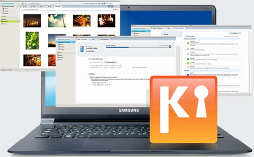 Download the latest version of Samsung Kies free in English