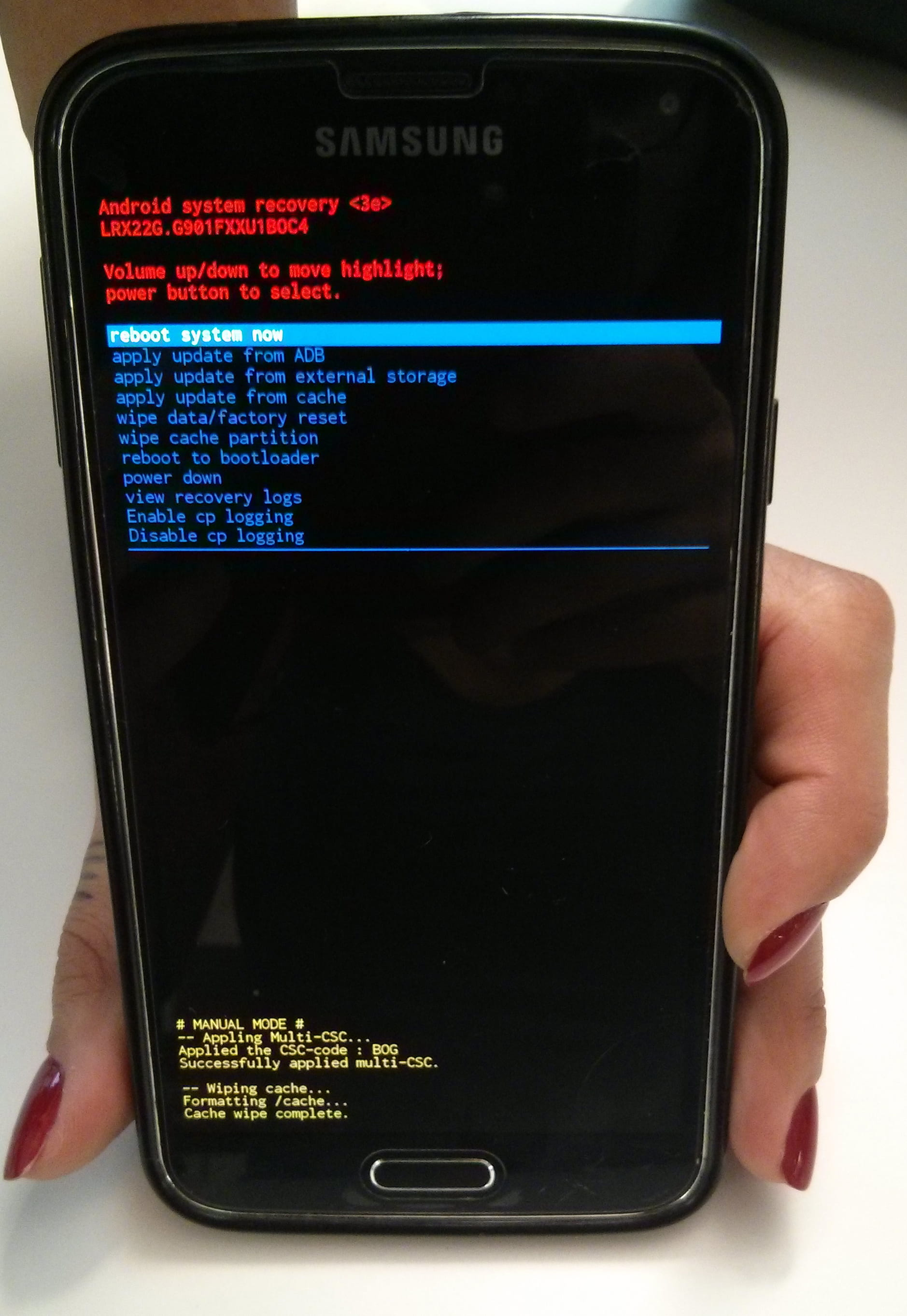 How To Wipe the Android System Cache