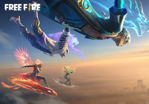 Free Fire diamonds: free, generator tool, without top up