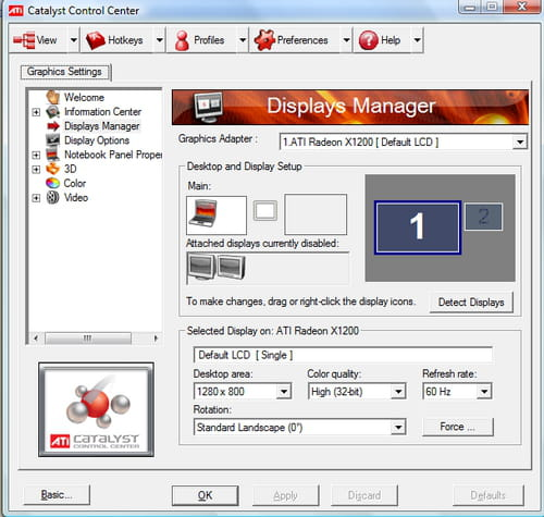 Download ATI RADEON XPRESS   Series Graphics Driver 8.31 ...