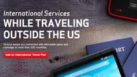 Verizon Wireless Unveils TravelPass