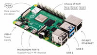 Raspberry Pi Gets Huge Power Injection