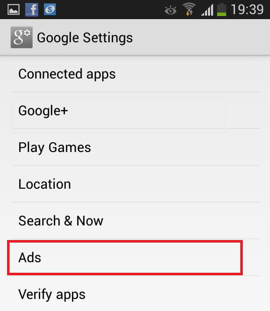 Android - Reset your advertising ID