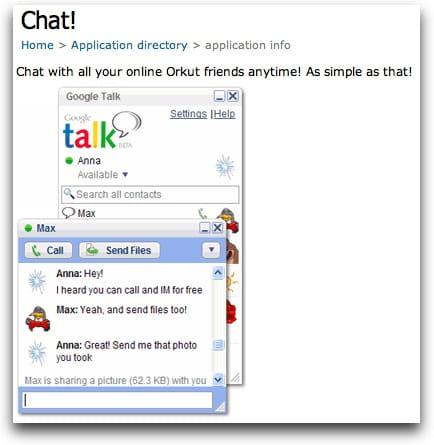 Google Talk - Installing Gtalk