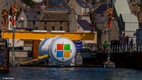 Microsoft Tests Undersea Data Center