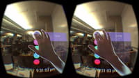 Leap Motion Hack Brings Computing to VR