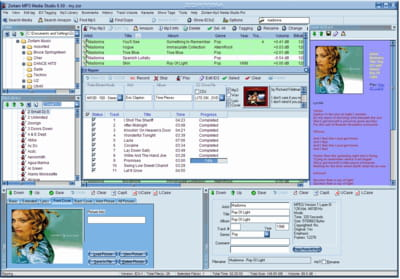 Download the latest version of Zortam Mp3 Media Studio free