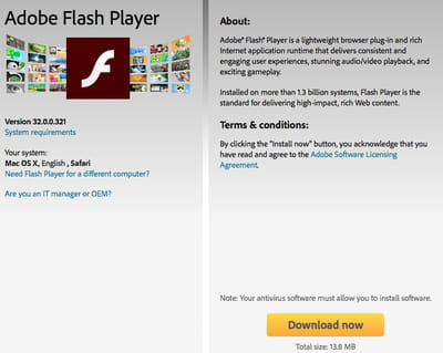flash player 11.0 0 version free download
