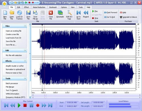 Download the latest version of Power Sound Editor free in English on CCM