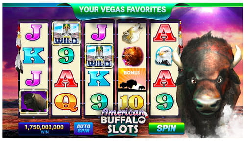 Download Buffalo Slots