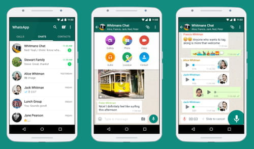 Download the latest version of WhatsApp Messenger for Android free in English on CCM - CCM