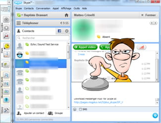 Download the latest version of Messenger Plus! for Skype