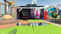 Amazon Prime Video in Virtual Reality