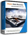 Power data recovery software
