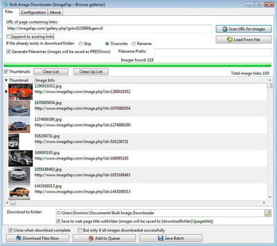 bulk image downloader key download