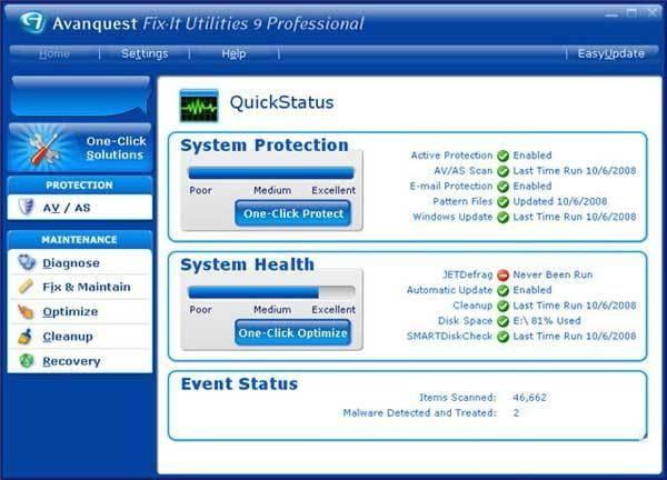 avanquest fix it utilities professional 12 and keygen