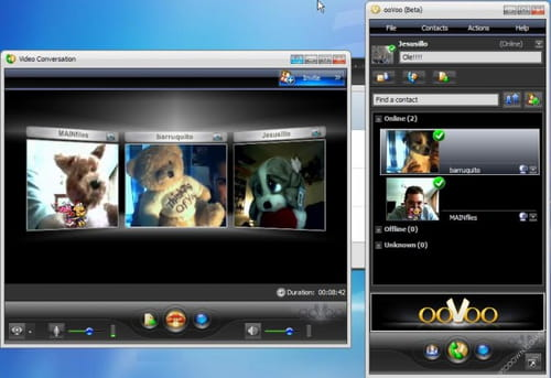 oovoo features