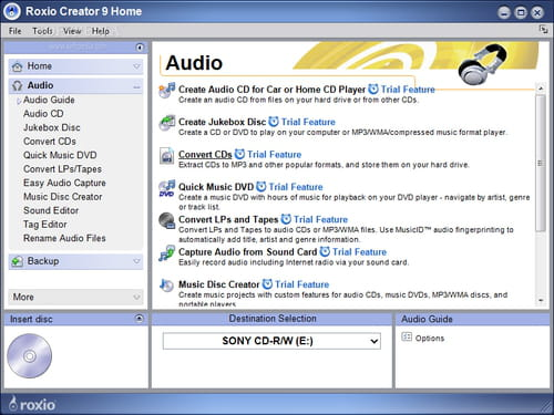 Sonic dvd audio creator torrent