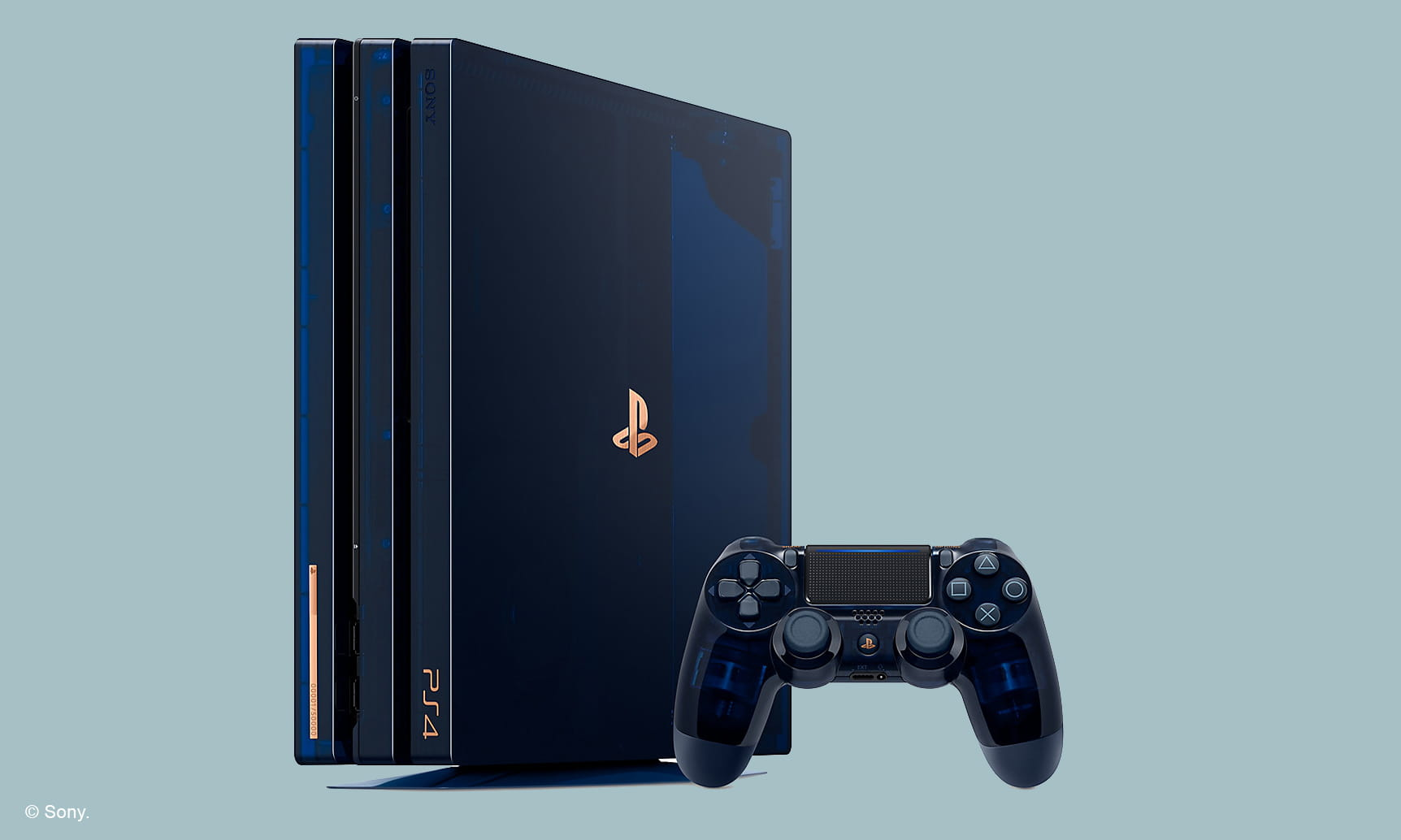 PlayStation Unveils Limited Edition Console