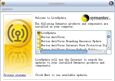 Download the latest version of Norton Antivirus Update free