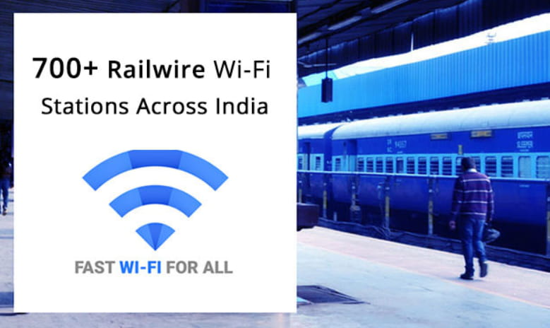 How To Connect to Free WiFi at Indian Railways Stations