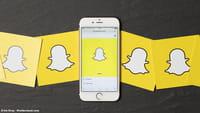 Snapchat Status Makes Meetups Easier